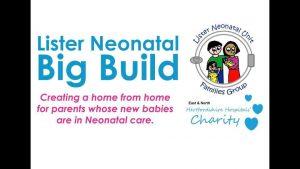 Lister Neonatal Big Build